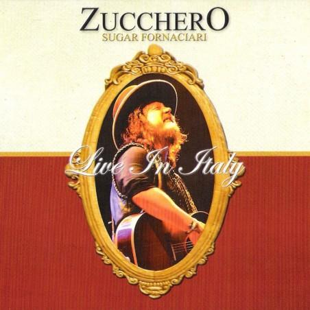CD Zucchero-Live in italy 2CD+2DVD