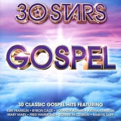 CD GOSPEL 30 STARS 889853321124
