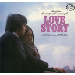 LP NEIL RICHARDSON AND HIS ORCHESTRA LOVE STORY
