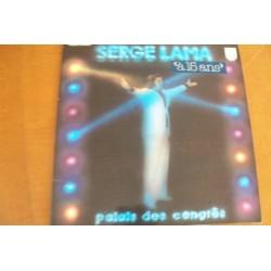LP SERGE LAMA A 15 ANS