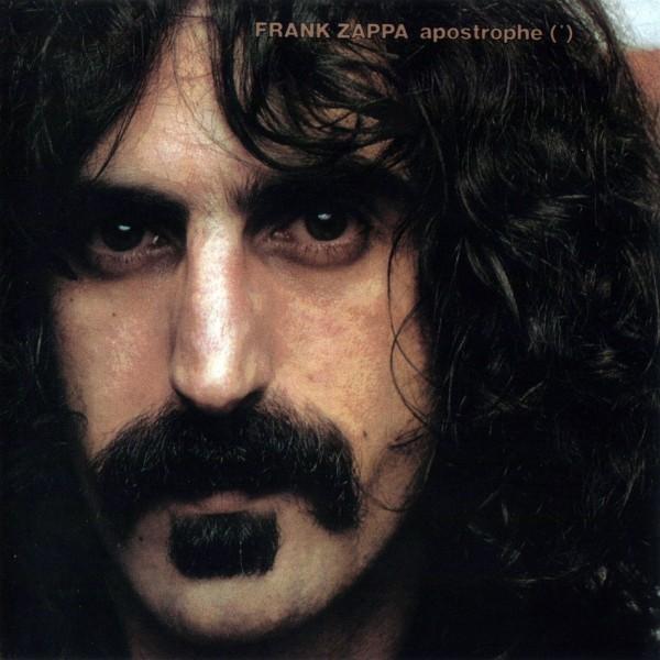 CD Frank Zappa- apostrophe 014431051920