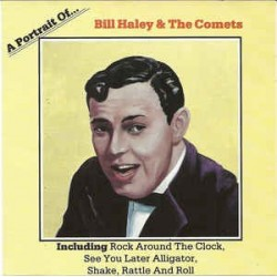 CD BILL HALEY & THE COMETS A PORTRAIT OF...