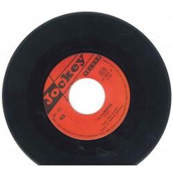 "LP 45 GIRI 7"" PINO MAURO 'A PARIGINA/ CORE 'E LA CREME"