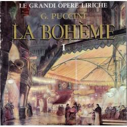 LP LE GRANDI OPERE LIRICHE G. PUCCINI LA BOHEME I