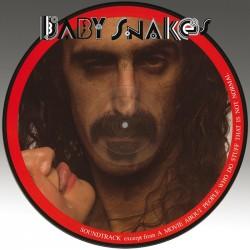 CD Frank Zappa- baby snakes 824302386729