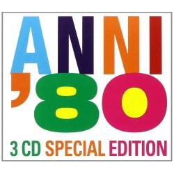 CD ANNI '80 3 CD SPECIAL EDITION 8028980591822