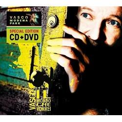 CD VASCO ROSSI IL MONDO CHE VORREI (VASCO MODENA PARK) 602557623765