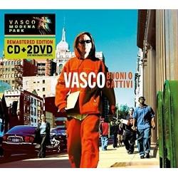 CD VASCO ROSSI BUONI O CATTIVI (VASCO MODENA PARK) 602557623741