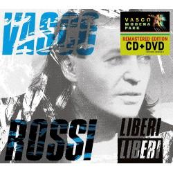 CD VASCO ROSSI LIBERI LIBERI (VASCO MODENA PARK) 602557623567