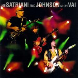 CD Joe Satriani Eric Johnson Steve Vai- g3 live in concert 5099748753922