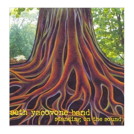 CD Seth Yacovone Band- standing on the sound 710184768121
