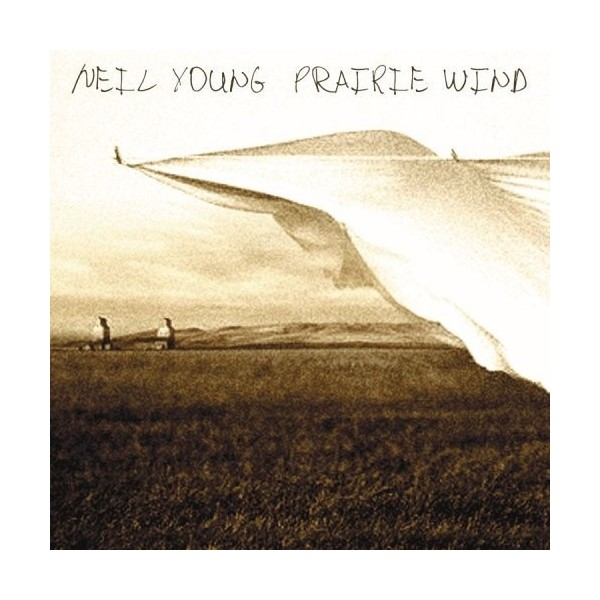 CD Neil Young- prairie wind 093624949428