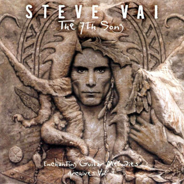CD Steve Vai- the 7th song 5099750109328