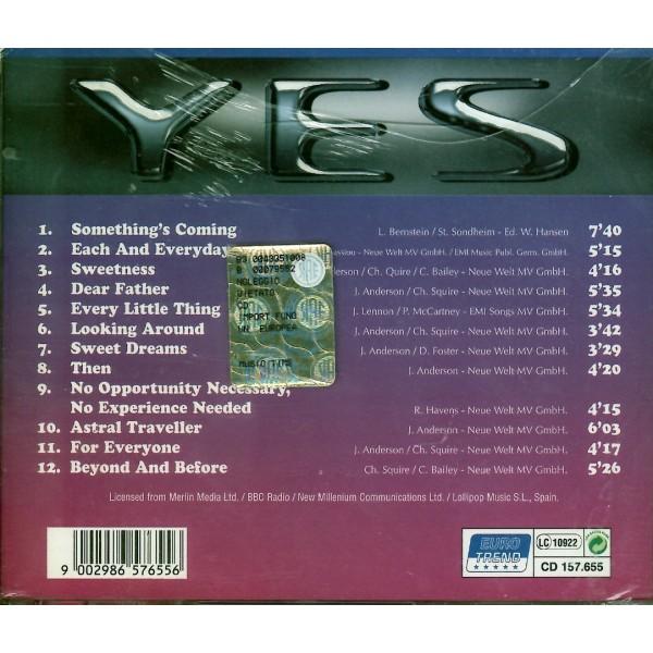 CD Yes-omonimo yes 9002986576556