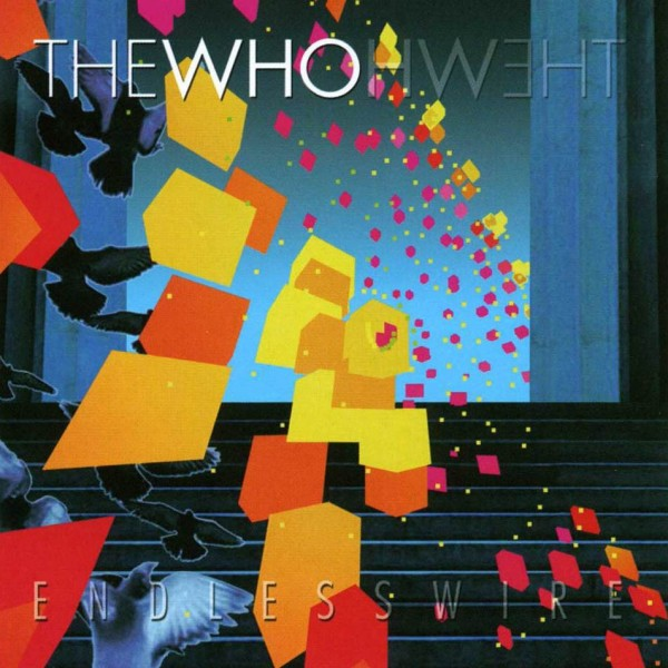 CD The Who- endless wire 602517126558