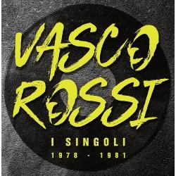 COFANETTO LP 45 GIRI VASCO ROSSI I SINGOLI 1978- 1981 889854526573