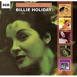 CD BILLIE HOLIDAY TIMELESS CLASSIC ALBUMS 889397000172