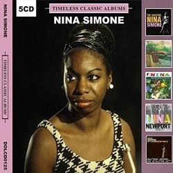 CD NINA SIMONE TIMELESS CLASSIC ALBUMS 889397000264