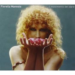 CD FIORELLA MANNOIA IL MOVIMENTO DEL DARE 886974055525