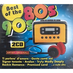 COFANETTO BEST OF THE 80'S 90'S ARTISTI ORIGINALI 8028980663420