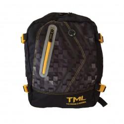 Zaino americano TML. Nero 8009117920760