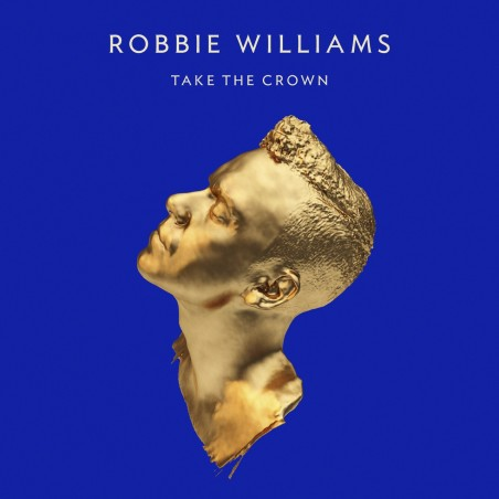 CD Robbie Williams- take the crown 602537168071