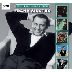 COFANETTO TIMELESS CLASSIC ALBUMS FRANK SINATRA 889397000226
