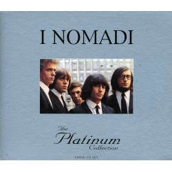 COFANETTO NOMADI THE PLATINUM COLLECTION 3 CD 724359373720