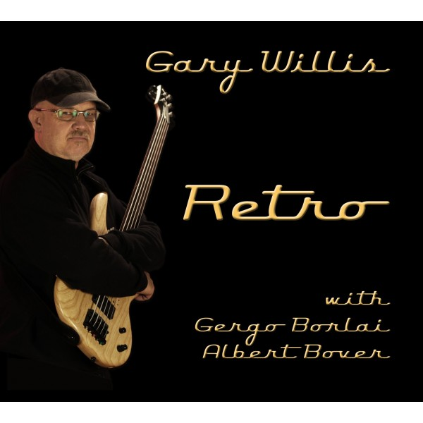 CD Gary Willis- retro 700261372686