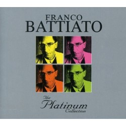 COFANETTO FRANCO BATTIATO THE PLATINUM COLLECTION 724386469823