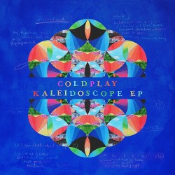 CD COLDPLAY KALEIDOSCOPE EP 190295793531