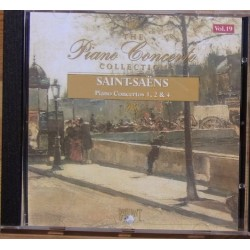 CD THE PIANO CONCERTO COLLECTION SAINT-SAENS VOL.19 5028421668192