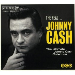 CD THE REAL...JOHNNY CASH THE ULTIMATE JOHNNY CASH COLLECTION 886979153929