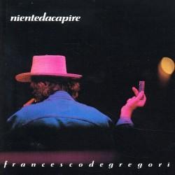 CD FRANCESCO DE GREGORI NIENTE DA CAPIRE 5099746715625
