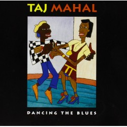 CD TAJ MAHAL DANCING THE BLUES