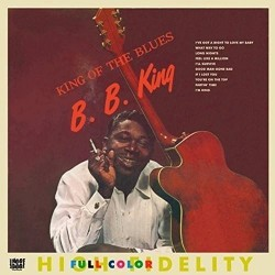 CD B.B. KING KING OF THE BLUES 8436569190869