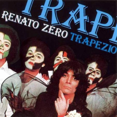 CD Renato Zero- trapezio 743216251520