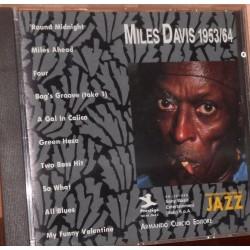 CD DIZIONARIO ENCICLOPEDICO DEL JAZZ MILES DAVIS 1953/64
