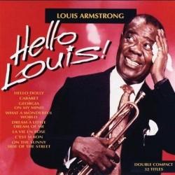 COFANETTO LOUIS ARMSTRONG HELLO LOUIS! 008811803124
