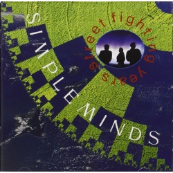 CD SIMPLE MINDS STREET FIGHTING YEARS 5012981555122