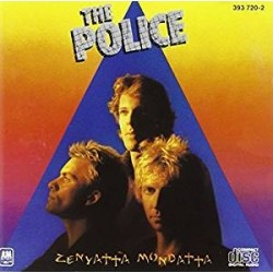 CD THE POLICE ZENYATTA MONDATTA 082839372022