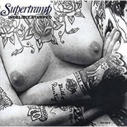 CD SUPERTRAMP INDELIBLY STAMPED 082839312929