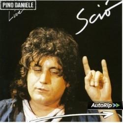CD PINO DANIELE SCIO' LIVE 077779402229