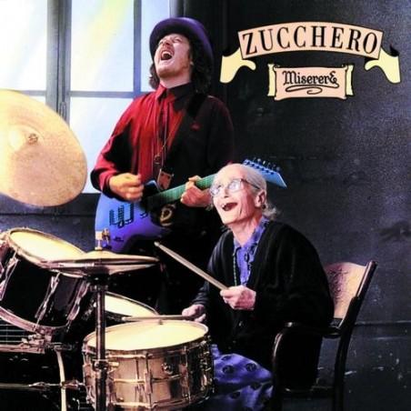 CD Zucchero Fornaciari- miserere 731451368226