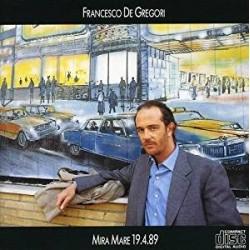 CD FRANCESCO DE GREGORI MIRA MARE 19.4.89 5099746517229