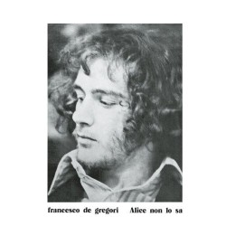 CD FRANCESCO DE GREGORI ALICE NON LO SA 743217650629