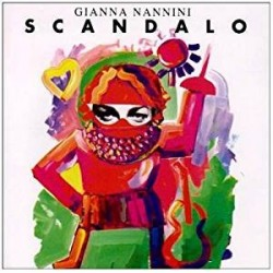 CD GIANNA NANNINI SCANDALO