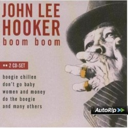 CD JOHN LEE HOOKER BOOM BOOM 4011222217196