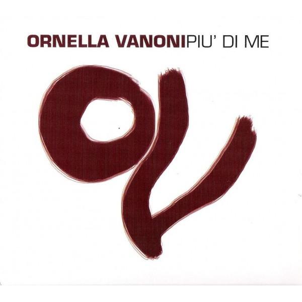 CD Ornella Vanoni- più di me 886973939925