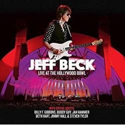 CD JEFF BECK LIVE AT THE HOLLYWOOD BOWL 5051300209025